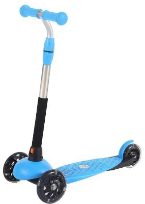 Voyage Sports Toddler Scooter for Kids, Kick Scooter for Kids, 3 Wheel Scooter for Boys and Girls