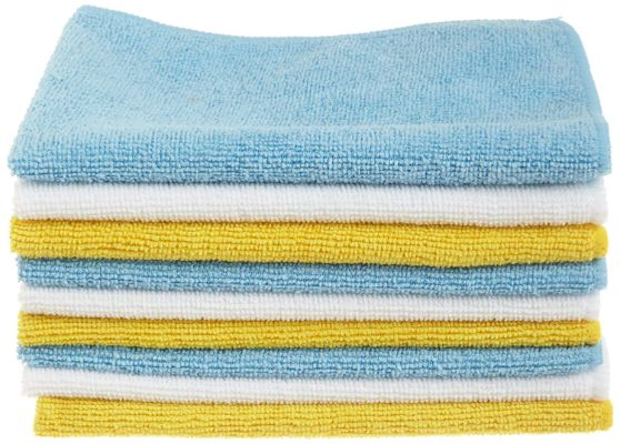 AmazonBasics Microfiber Cleaning Cloth