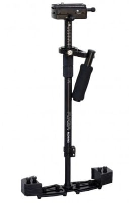 FLYCAM Redking Quick Balancing Video Camera Stabilizer with Dovetail Quick Release (FLCM-RK)