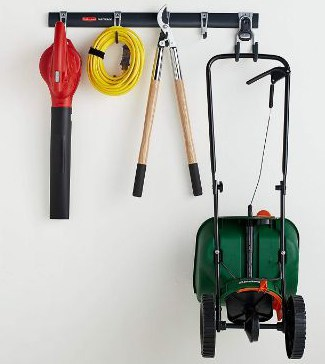 Rubbermaid FastTrack Garage Storage System