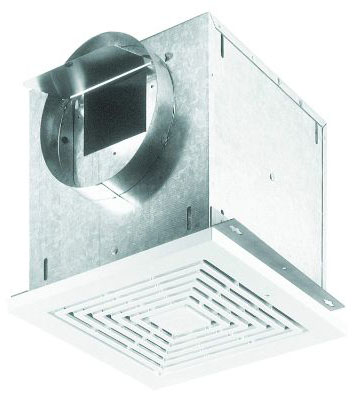 Broan High Capacity Ventilator Fan, Commercial Exhaust Fan