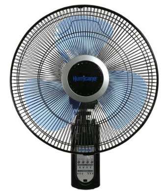 Hurricane 736565 Fan, Super 8 Oscillating