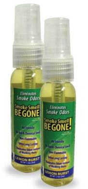 Smoke Smell Be-Gone! Smoke & Odors Eliminator