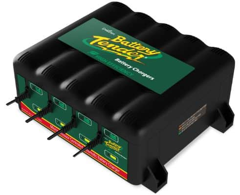 Battery Tender 022-0148-DL-WH 12-Volt