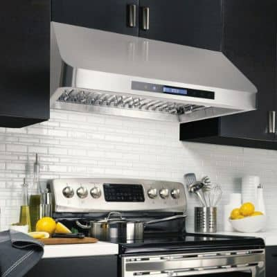 Cosmo QS75 30-in Under-Cabinet Range Hood 900-CFM