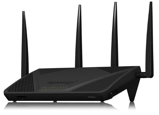 Synology RT2600ac – 4x4 Dual-Band Gigabit Wi-Fi Router