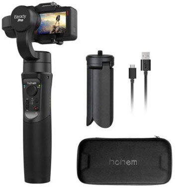 Hohem GoPro Gimbal iSteady Pro 3-Axis Stabilizer Handheld Action Camera
