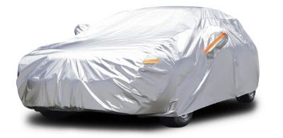 Audew All Weather Car Cover 6 Layer Breathable UV Protection