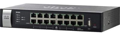 Cisco Systems Gigabit Dual WAN VPN 14 Port Router