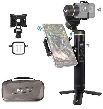 FeiyuTech Feiyu G6 3-Axis Splash-Proof Handheld Gimbal