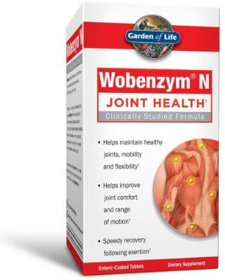 Garden of Life Joint Support Supplement