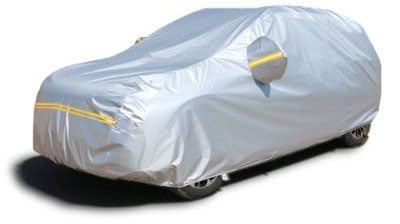 Car Covers Waterproof,SUV Car Covers for 6 Layers All Weather Outdoor Snow UV Protection