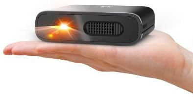 Mini Projector - Artlii Portable DLP Projector