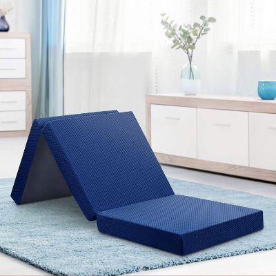 Olee Sleep Tri-Folding Memory Foam Topper