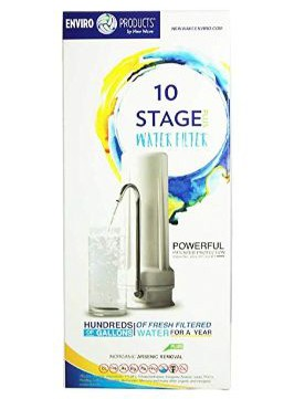 10-Stage Plus Countertop Water Filter
