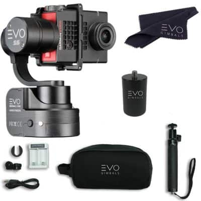 EVO SS 3 Axis Wearable Gimbal - Stabilizer
