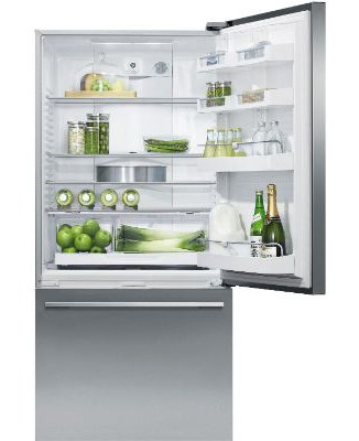 Fisher Paykel RF170WDRX5 32 Inch Counter Depth Bottom Freezer Refrigerator with 17.1 cu. ft