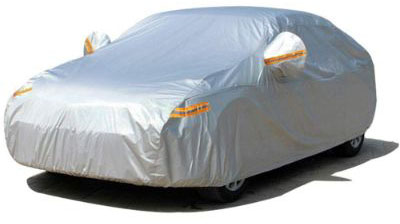SEAZEN Car Cover Waterproof All Weather, Full car Covers