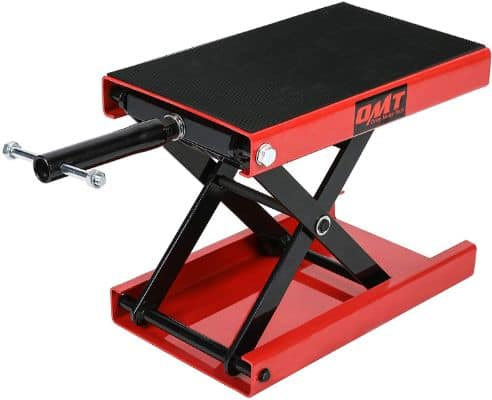 OrionMotorTech Dilated Scissor Lift Jack for Street Bike