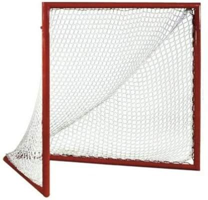 Predator Sports 4 feet x 4 feet x 4 feet Box Lacrosse Goal 5mm Net