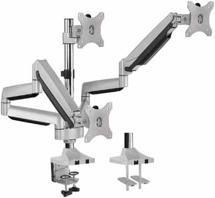 AVLT-Power Triple 32 Monitor Desk Stand