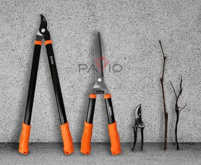 iGarden 3 Piece Tree and Shrub Lopper-Shears