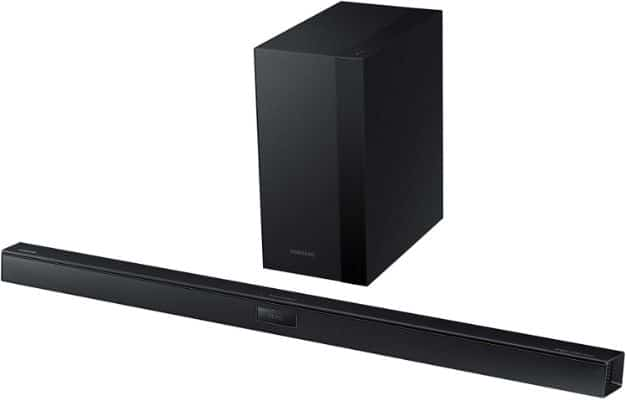 Samsung HW-H450 2.1 Channel 290 Watt Wireless Audio Soundbar