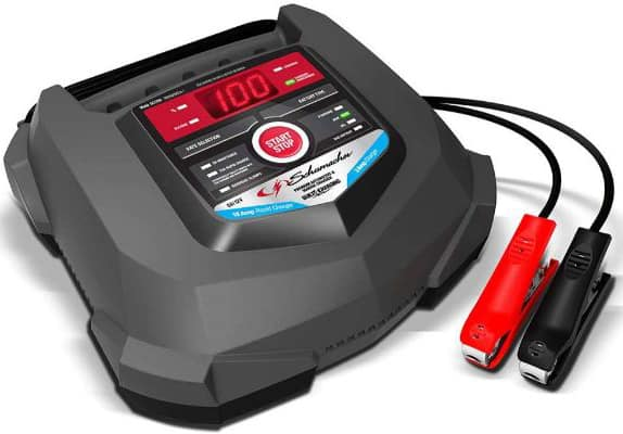 Schumacher SC1280 6:12V Rapid Battery Charger and 15A Maintainer