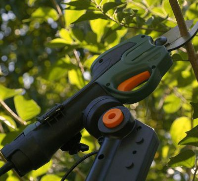 Scotts Outdoor Power Tools PR17216PS 7.2-Volt Lithium-Ion Cordless Rechargeable Power Pruner