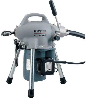 RIDGID 58920 K-50 Sectional Machine, Sectional Drain Cleaning Machine