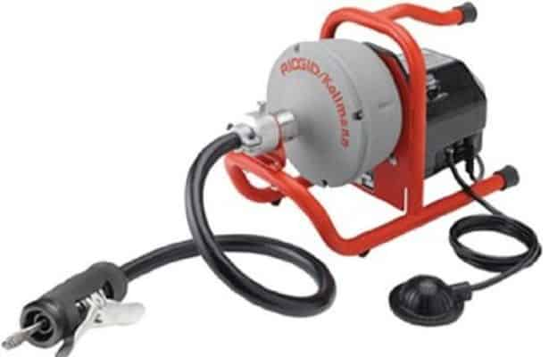 Drain Cleaning Machine, 5:16x35, 1:8 HP