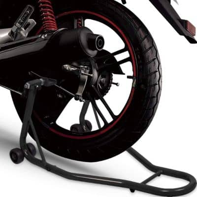 Safstar Motorcycle Stand Sport Bike Rear Forklift Rear Spoolift Paddock Swingarm Lift