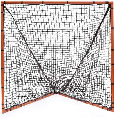 Champion Sports Backyard Lacrosse Goal- 6x6 Boys & Girls Official Size Goal