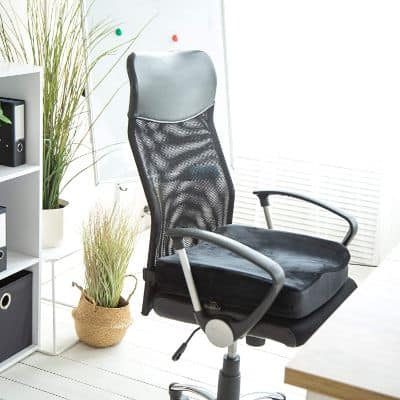 AERIS Memory Foam Seat Cushion for Office Chairs