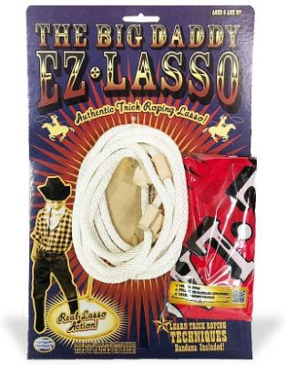 Big Daddy Ez Lasso with Bandanna