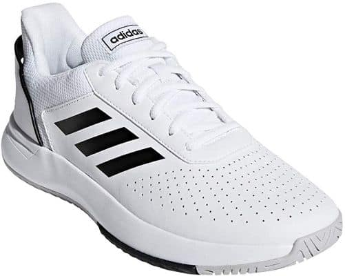 adidas Men's Courtsmash Ankle-High Fashion Sneaker