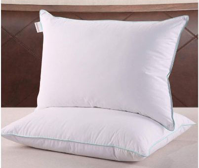 Homelike Moment Down Feather Pillows for Sleeping