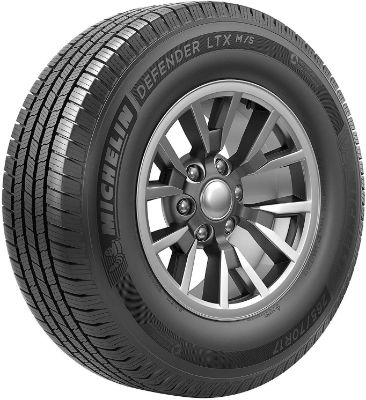 Michelin Defender LTX M:S All-Season Radial Tire-245:65R17 107T