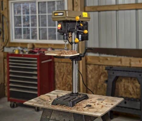 ShopSeries RK7033 6.2-Amp 10 Drill Press