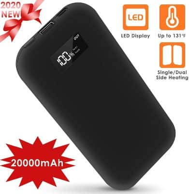 COMLIFE Portable Hand Warmer, 20000mAh