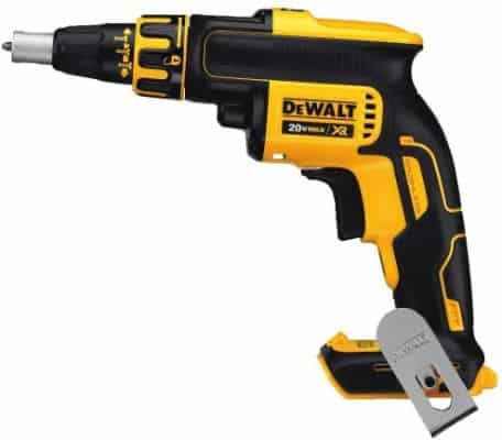 DEWALT 20V MAX XR Drywall Screw Gun, Tool Only (DCF620B)