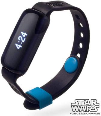 UNICEF Kid Power Band - Star Wars Black - Original Version - Kids Fitness Watch