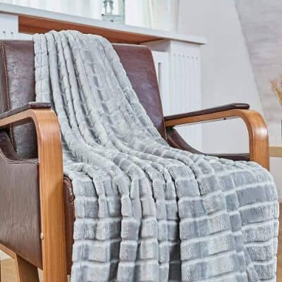 Bertte Throw Blanket Super Soft Cozy