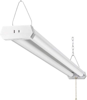 LED Store Light for garages, 4FT 5000LM, 42W 6000K Daylight White, LED Ceiling Light