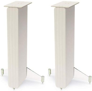 Q Acoustics Concept 20 Speaker Stand Pair (White)