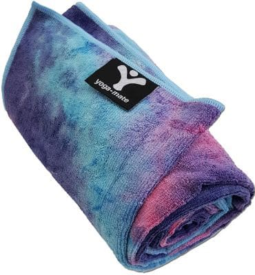 The Perfect Yoga Towel - Super Soft, Sweat Absorbent