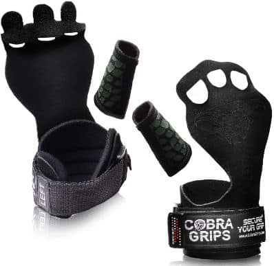 Cross Training Grips, Best Gymnastics Grips Keep Your Hands Free from Blisters & Pull-ups Weight Lifting