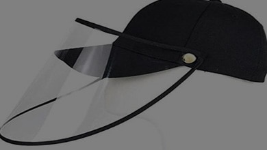 Best Anti-Spitting Protective Hats