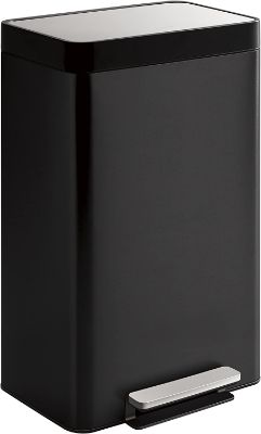 Kohler K-20940-BST 13-Gallon Step Trash Can