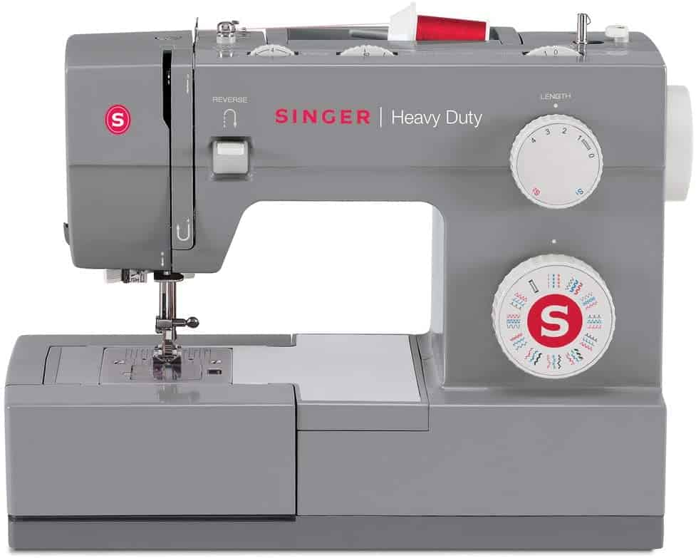 SINGER Heavy Duty 4432 32 Built-in Stitches